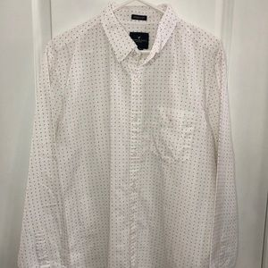 NWT American Eagle Seriously Soft Button Down